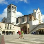 Touring Assisi Italy, With Kids