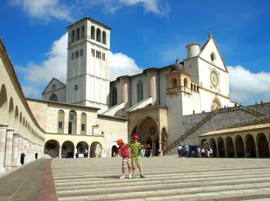Assisi Tour Basilica Francesco Assisi