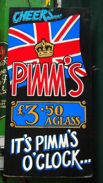 Pimms Borough Market World Travel Family