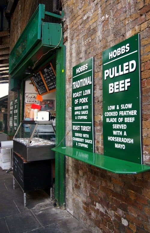 Borough Market Salt Beef World Travel Family blog
