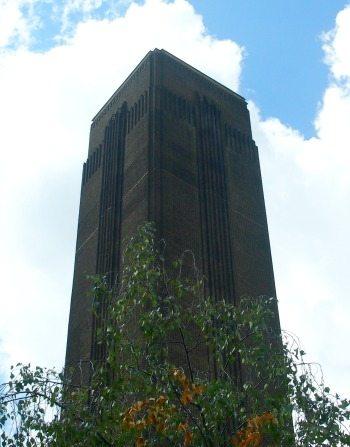 Tate Modern Peregrine world travel family blog