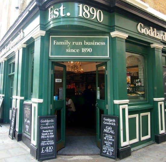 Goddards Pie Shop