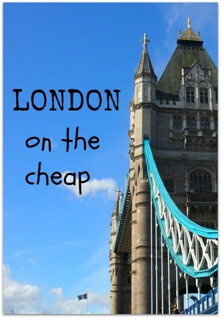 London on the cheap world travel family for Travel the world for cheap