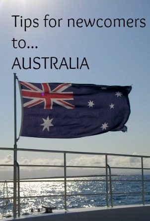 tips newcomers australia