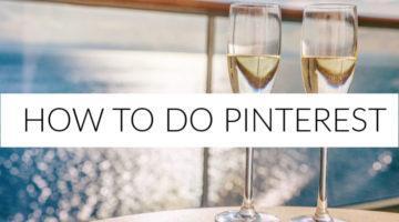 How to do Pinterest
