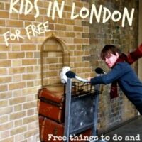 Free Things to Do in London With Kids