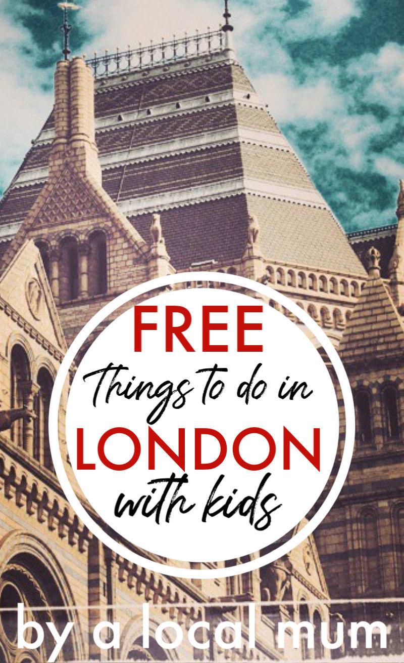 伦敦的免费活动