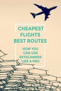 How to Use Skyscanner
