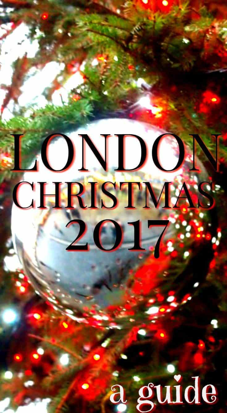London At Christmas Time World Travel Family