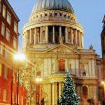 London For Christmas St Paul's
