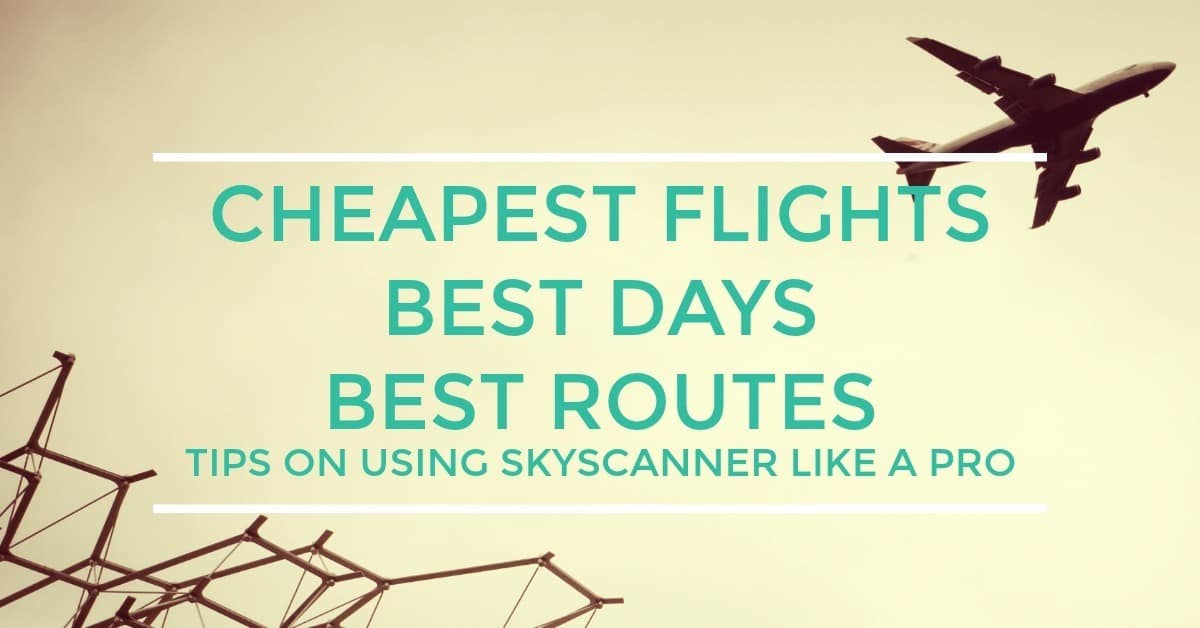 How to Save Money on Flights with Skyscanner - But Should You?