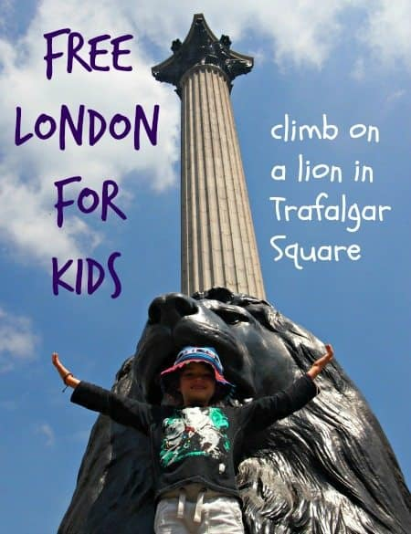 Free London for Kids