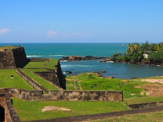 sri lanka attractions galle fort