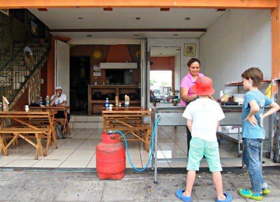 Pupusas San Salvador