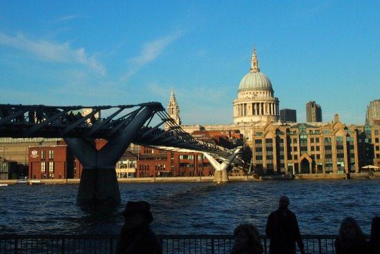 Harry Potter Sites in London Death Eater Bridge