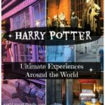 Harry Potter Experiences Around The World