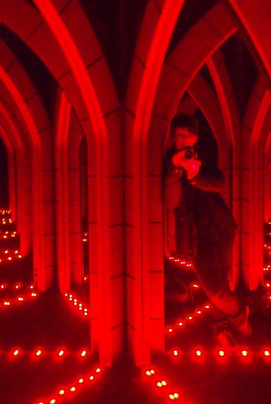 Mirror Maze London Ripleys