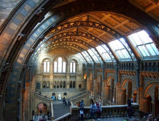 Costs of London Trip Museums free