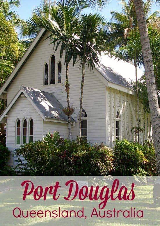 Port Douglas Queensland Australia church
