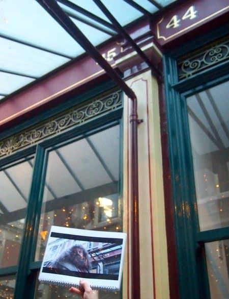 harry potter sites london