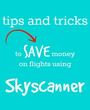 How to save mney to travel the world with skyscanner