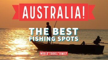 Australia the best fishing spots