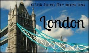London Family Travel Blog