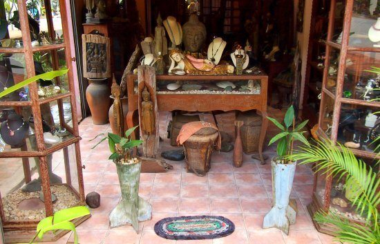 Shop in Luang Prabang, Laos