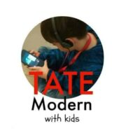 Tate Modern Kids. Art for Kids Tour of the Tate Modern London.