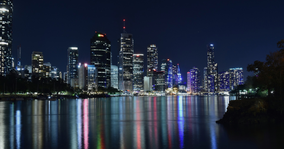 Brisbane by night brisbane for business travellers