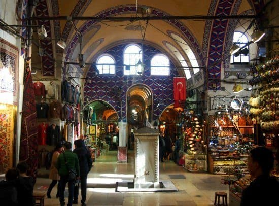 Exploring the Grand Bazaar