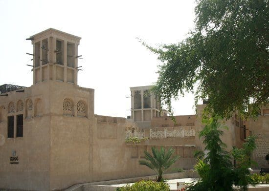 Wind Towers Old Dubai tour. Culture and History of Dubai and UAE