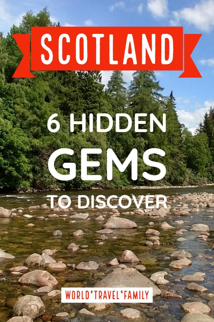 Scotland 6 Hidden Gems to Discover