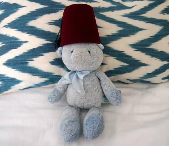 Turkish hat Tarboosh