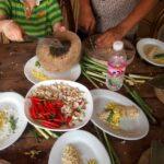 Khmer cooking course in Battambang Cambodia