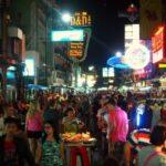 Khao San Rd. Bangkok. How to Haggle in Bangkok
