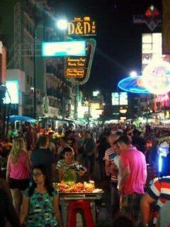 Khao San Rd Bangkok
