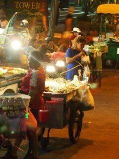 Street Food in Silom