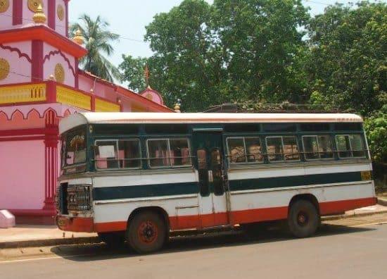 Goan Bus