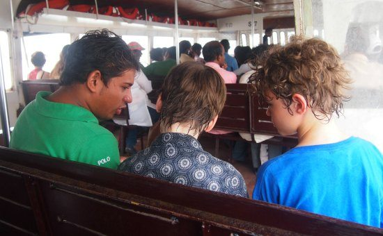 Cochi ferry Kochin