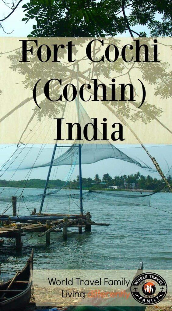 Fort Cochi Cochin India