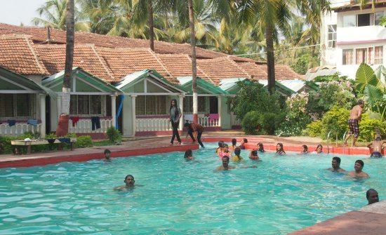 colva hotel pool