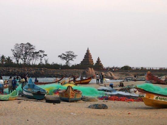 Shore Temple Mamalapuram