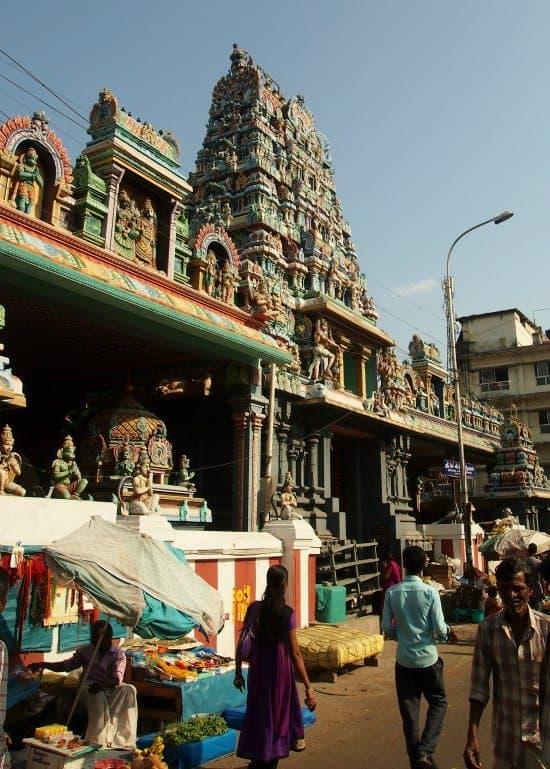 india chennai temple