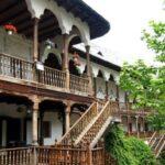 Manuc's Inn Bucharest. Travel to Bucharest