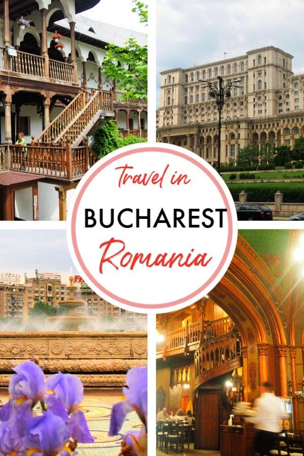Travel in Bucharest Romania