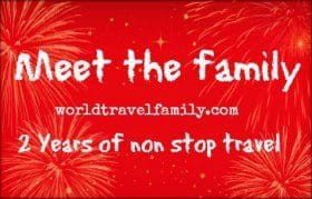 Family Travel Blog World Travel Family