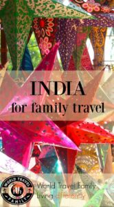 India for Family Travel