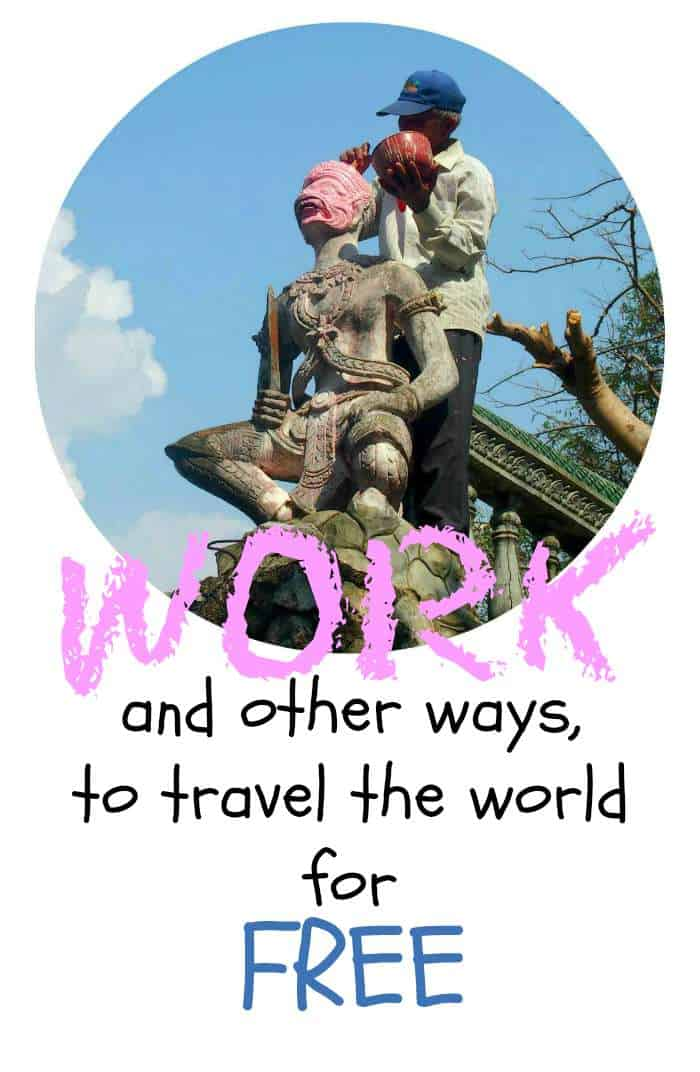 Travel the World for Free ( A How-To of Free Travel)