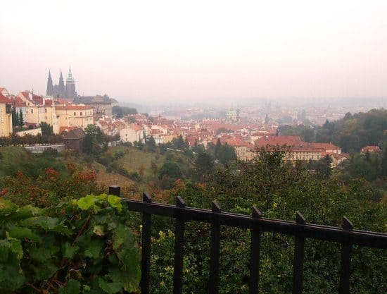 Prague View Point. Prague Tour.